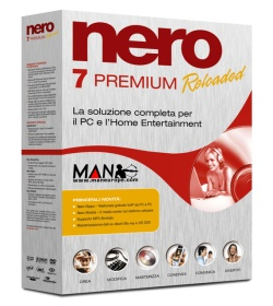 Nero 7 Lite