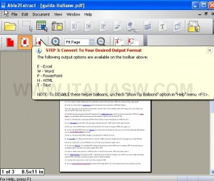 Able2Extract 6.0 - Converter