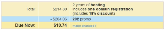 dreamhost - 2009 - promo 202