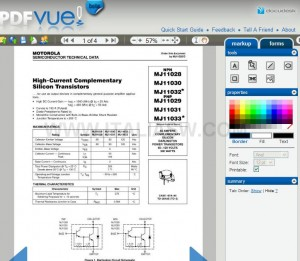 PDFVue - Editing - 01