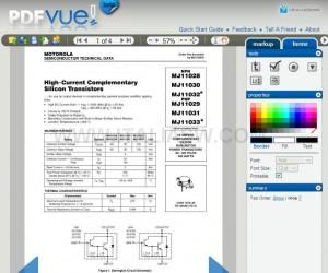 PDFVue - Editing - 02
