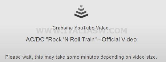 Video2Mp3 - Grabbing