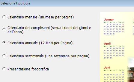 Pagina Calendario Settimanale.Software Per Creare Poster E Calendari Easy Poster Printer