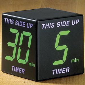 logo timer