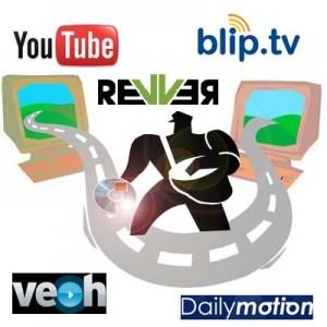 logo video sharing