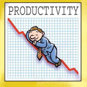 logo produttività