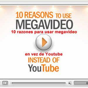 logo megavideo