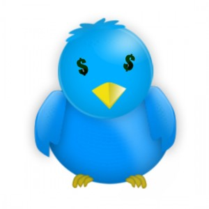 logo twitter money