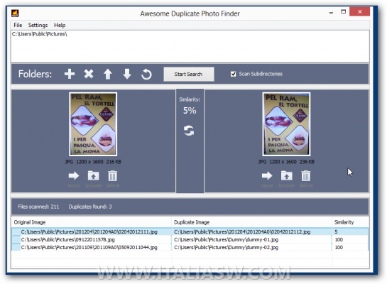 Awesome Duplicate Photo Finder - 03